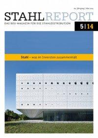 Stahlreport_05_2014_cover
