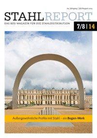 Stahlreport_07_08_2014 Cover